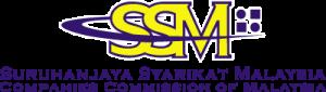 Logo Suruhanjaya Syarikat Malaysia (SSM)
